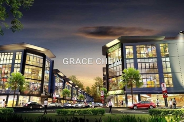 For Sale Shop at Permas Centro, Bandar Baru Permas Jaya  Unfurnished 0R/0B 1.7m