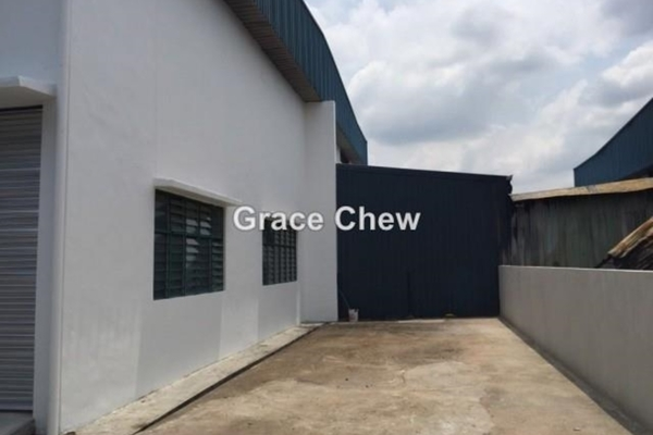 For Rent Factory at Taman Perindustrian Cemerlang, Ulu Tiram Freehold Unfurnished 0R/0B 5.3k