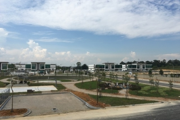 For Rent Factory at Taman Perindustrian Cemerlang, Ulu Tiram Freehold Unfurnished 0R/0B 18k