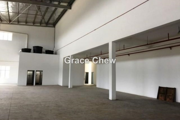 For Rent Factory at Taman Desa Cemerlang, Ulu Tiram Freehold Unfurnished 0R/0B 30k