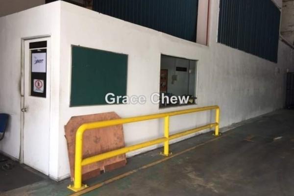 For Rent Factory at Kawasan Perindustrian Pasir Gudang, Pasir Gudang  Unfurnished 0R/0B 75k