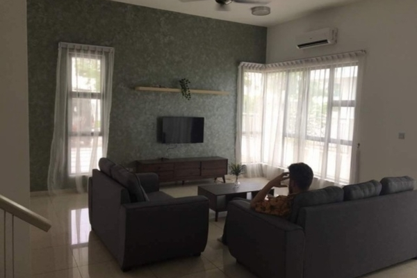 For Rent Terrace at The Hills, Horizon Hills Freehold Semi Furnished 5R/6B 3.5k