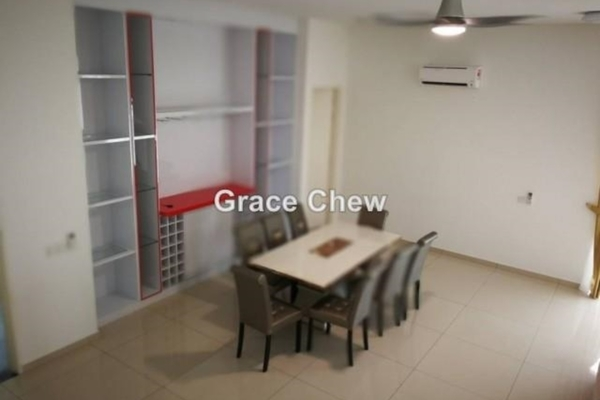 For Rent Semi-Detached at Eco Botanic, Skudai Freehold Semi Furnished 4R/5B 8.5k