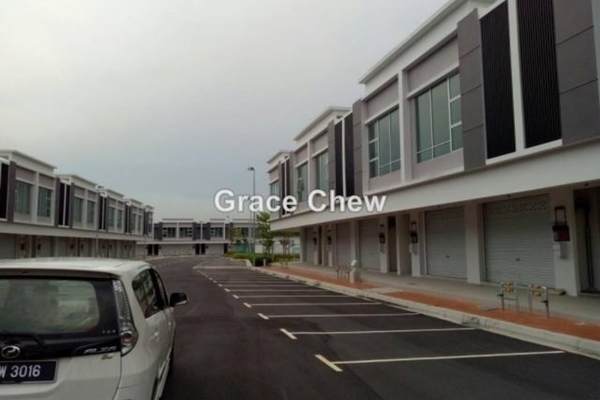 For Rent Shop at CI Medini, Iskandar Puteri (Nusajaya) Freehold Unfurnished 0R/0B 3.5k