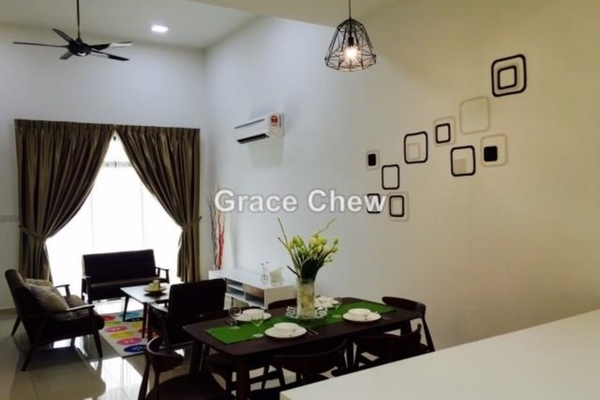 For Rent Terrace at The Hills, Horizon Hills Freehold Semi Furnished 4R/4B 3k