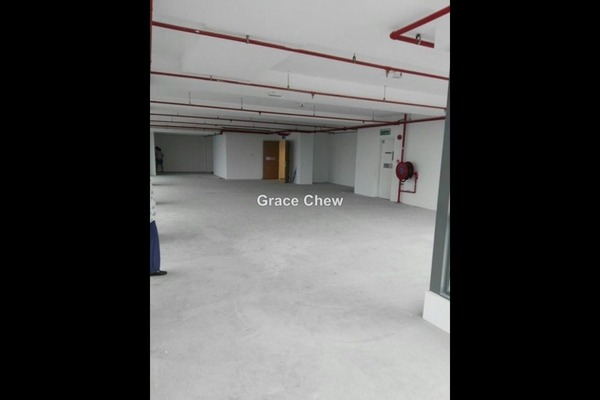 For Rent Office at Teega, Puteri Harbour  Unfurnished 0R/0B 3k