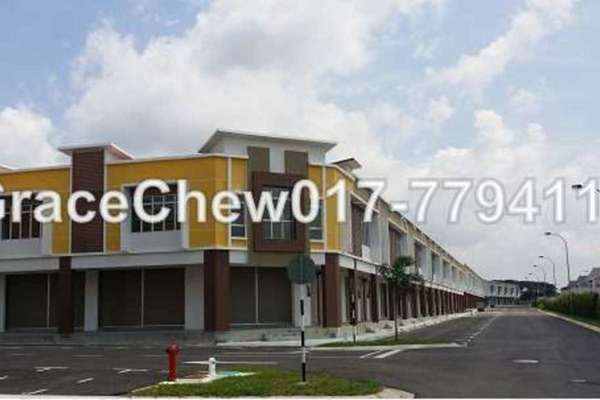 For Rent Shop at Taman Sierra Perdana, Masai Freehold Unfurnished 0R/0B 2.4k