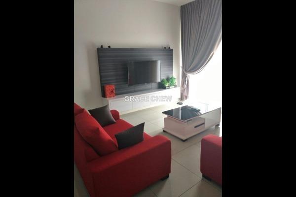 For Rent Apartment at Senibong Cove, Bandar Baru Permas Jaya Freehold Semi Furnished 3R/2B 2.5k