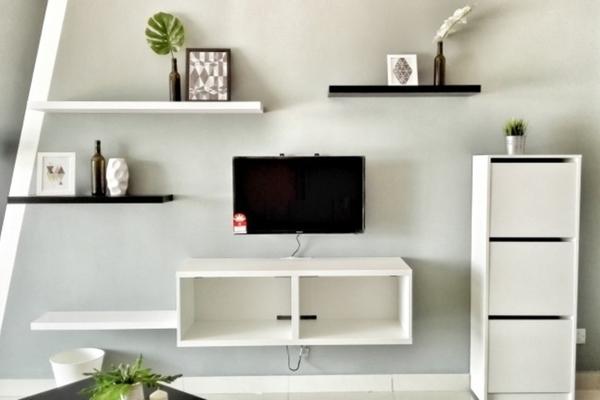 For Rent SoHo/Studio at Parc Regency, Johor Bahru Freehold Unfurnished 0R/1B 1.28k