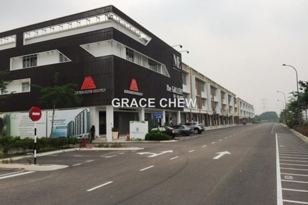 For Rent Office at Taman Sierra Perdana, Masai  Unfurnished 0R/0B 2.6k