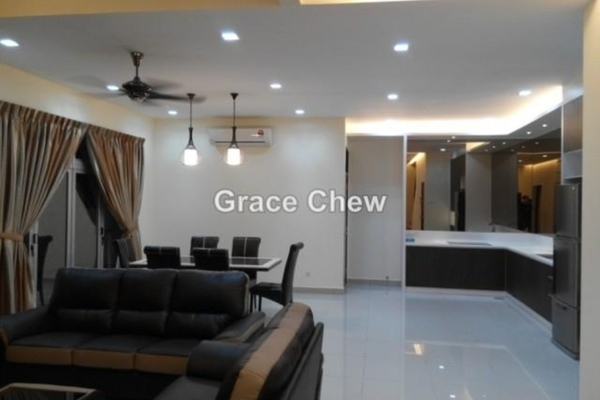 For Rent Terrace at Nusa Duta, Iskandar Puteri (Nusajaya) Freehold Fully Furnished 4R/3B 3.5k