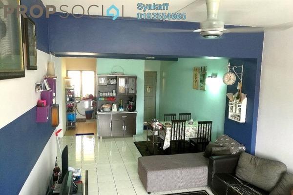 For Sale Apartment at Sri Raya Apartment, Kajang Freehold Semi Furnished 3R/2B 275k
