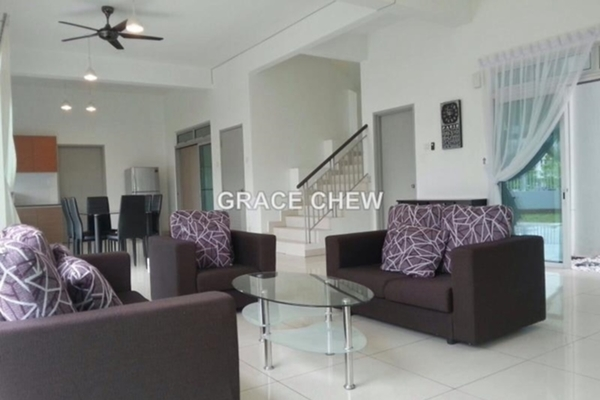 For Rent Terrace at The Hills, Horizon Hills Freehold Fully Furnished 5R/5B 3.5k