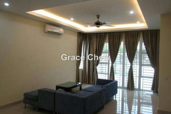 For Rent Terrace at Nusa Duta, Iskandar Puteri (Nusajaya) Freehold Fully Furnished 7R/3B 3.5k