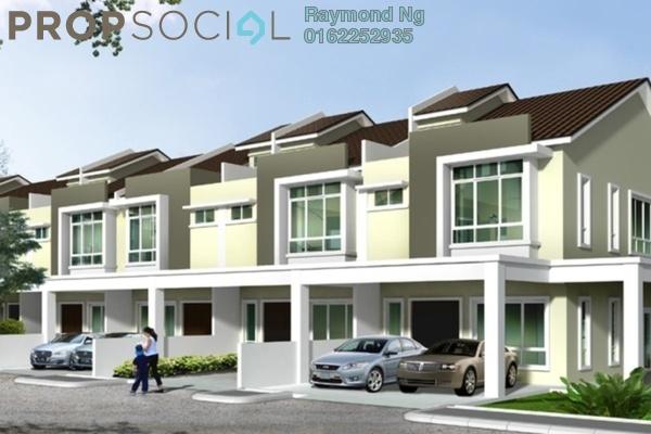 For Sale Terrace at BRP 7, Bukit Rahman Putra Freehold Unfurnished 4R/3B 485k
