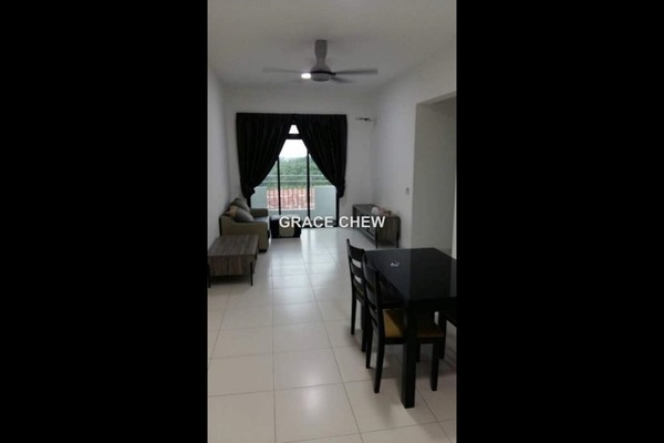 For Rent Serviced Residence at Sky View, Bukit Indah Freehold Fully Furnished 2R/2B 1.6k