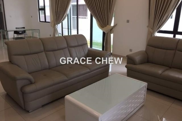 For Rent Terrace at The Hills, Horizon Hills  Semi Furnished 5R/6B 4k
