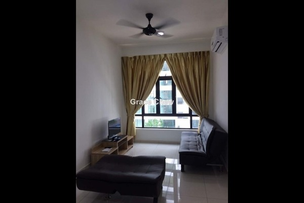 For Rent Serviced Residence at D'Summit Residences, Skudai Freehold Fully Furnished 2R/2B 1.6k