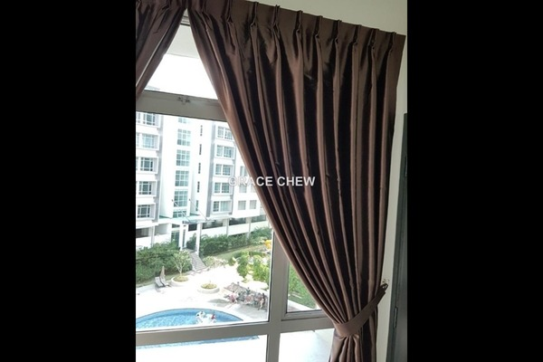 For Rent Serviced Residence at Midori Green @ Austin Heights, Tebrau Freehold Semi Furnished 3R/2B 1.58k