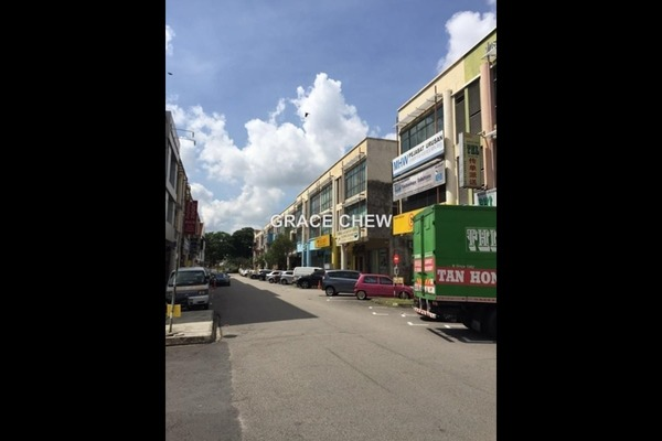 For Rent Shop at Taman Desa Tebrau, Tebrau Freehold Unfurnished 0R/0B 2.6k