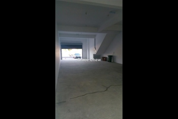 For Rent Shop at Setia Eco Cascadia, Tebrau Freehold Unfurnished 0R/0B 2.5k