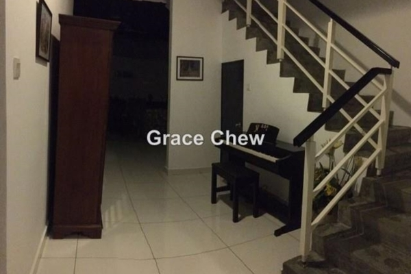 For Rent Terrace at Taman Mount Austin, Tebrau Freehold Fully Furnished 4R/5B 3.2k