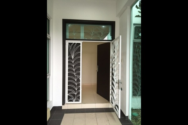 For Rent Semi-Detached at Taman Ponderosa, Johor Bahru Freehold Fully Furnished 4R/5B 4.98k