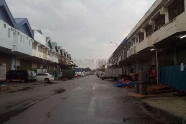 For Rent Factory at Seri Purnama Industrial Park, Johor Bahru  Unfurnished 0R/0B 3.8k