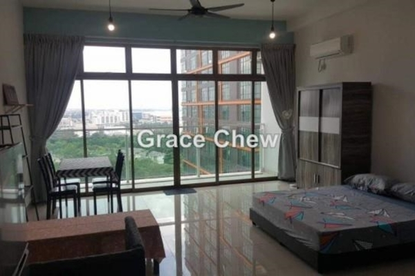 For Rent SoHo/Studio at Palazio, Tebrau Freehold Fully Furnished 0R/1B 1.18k