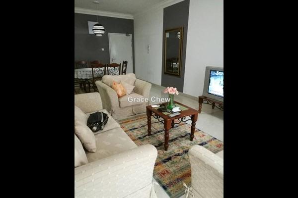 For Rent Serviced Residence at Golden Sands Seaview Residence Suites, Johor Bahru Freehold Semi Furnished 2R/1B 1.8k