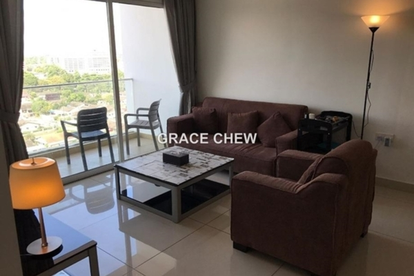 For Rent Condominium at D'Esplanade Residence, Johor Bahru Freehold Fully Furnished 2R/2B 2.6k