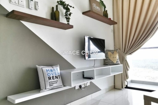 For Rent Condominium at The Raffles Suites, Johor Bahru Freehold Fully Furnished 2R/2B 1.68k
