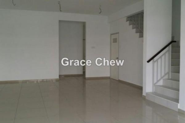 For Rent Terrace at Taman Desa Tebrau, Tebrau Freehold Semi Furnished 4R/5B 1.8k
