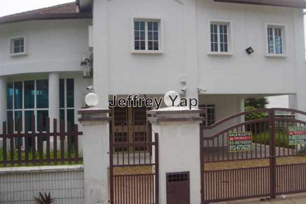 For Sale Bungalow at Taman Midah, Cheras Freehold Semi Furnished 4R/5B 3m