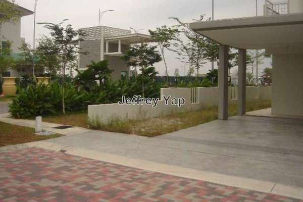 For Rent Link at D'Island, Puchong Leasehold Semi Furnished 6R/5B 5k