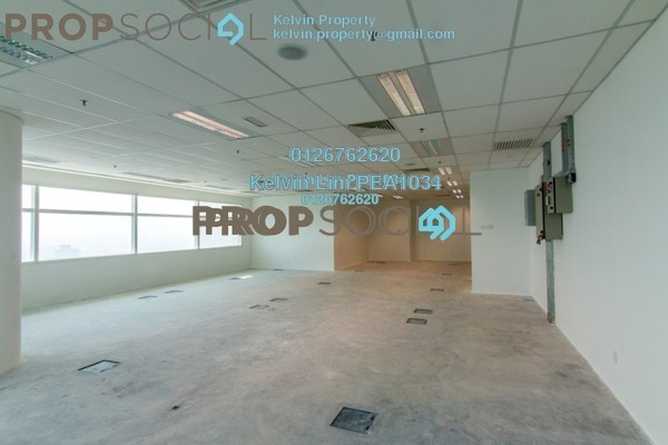 For Rent Office at Q Sentral, KL Sentral Freehold Unfurnished 0R/0B 4.58k