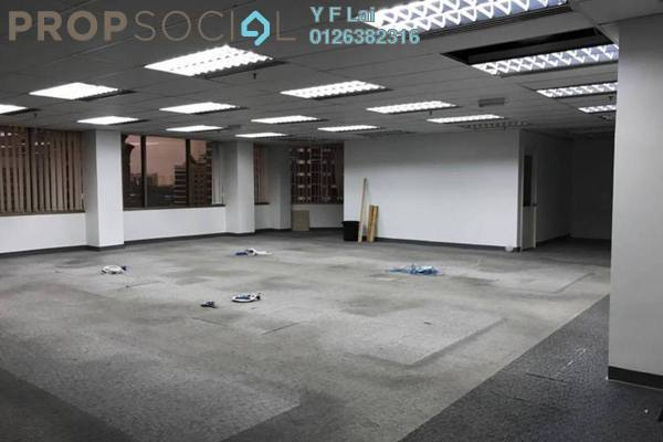 For Sale Office at Menara KH, KLCC Freehold Semi Furnished 0R/0B 3m