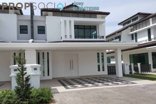 For Sale Semi-Detached at Eco Majestic, Semenyih Freehold Unfurnished 5R/6B 1.55m