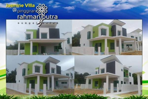 For Sale Bungalow at Kuang, Selangor Freehold Unfurnished 6R/6B 1.25m
