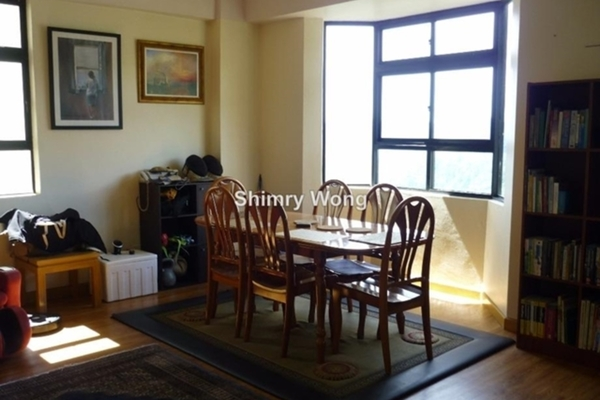 For Sale Duplex at Genting View, Genting Highlands Freehold Semi Furnished 3R/3B 770k