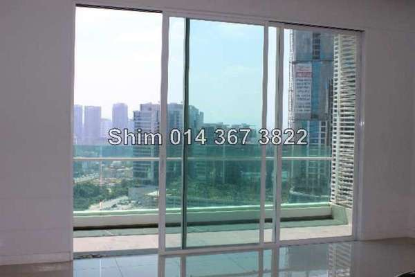 For Sale Condominium at The Park Residences, Bangsar South Leasehold Semi Furnished 3R/3B 1.65m