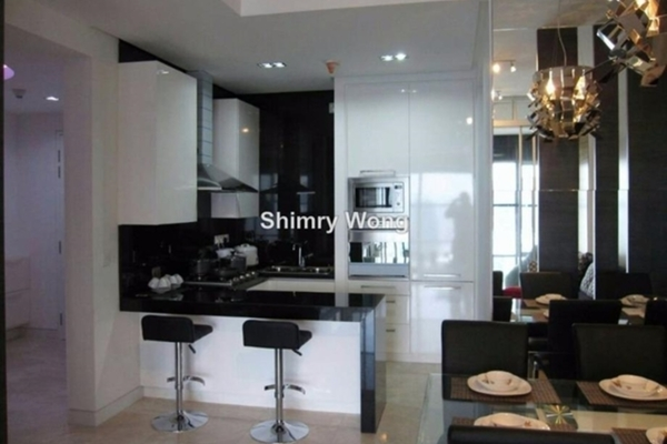 For Sale Condominium at Pavilion Residences, Bukit Bintang Leasehold Semi Furnished 2R/2B 2.8m