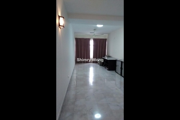 For Sale Condominium at Tiara Faber, Taman Desa Freehold Semi Furnished 3R/2B 620k
