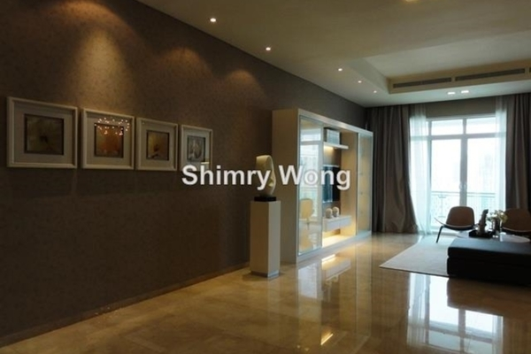 For Rent Condominium at The Pearl, KLCC Freehold Semi Furnished 3R/4B 13.9k