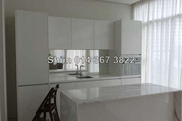 For Rent Serviced Residence at Sentrio Suites, Desa Pandan Leasehold Semi Furnished 3R/2B 2.6k