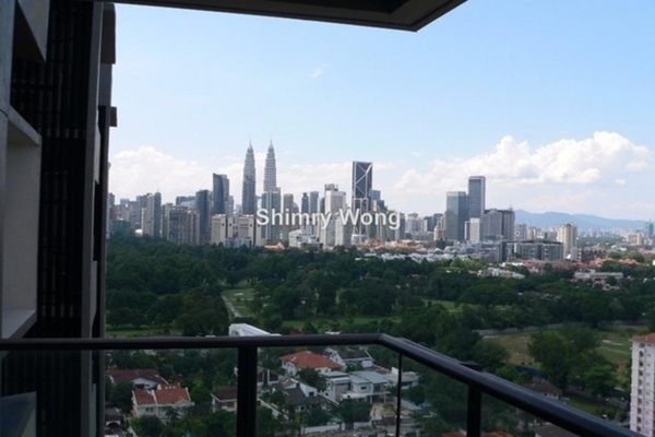 For Rent Serviced Residence at G Residence, Desa Pandan Leasehold Fully Furnished 3R/2B 3.2k