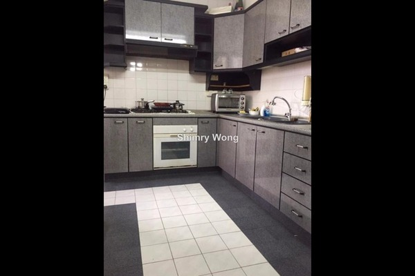 For Rent Condominium at Faber Heights, Taman Desa Freehold Semi Furnished 3R/2B 2.3k