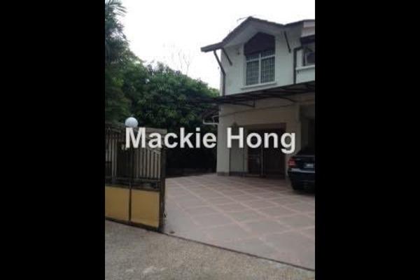 For Sale Link at Section 31, Kota Kemuning Freehold Semi Furnished 4R/3B 1.08m