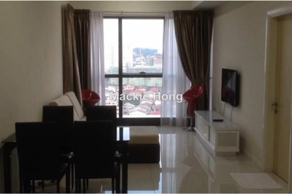 For Rent Serviced Residence at Icon City, Petaling Jaya Leasehold Fully Furnished 2R/1B 2.3k