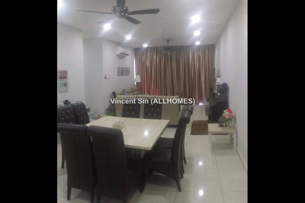 For Sale Condominium at Damansara Foresta, Bandar Sri Damansara Freehold Semi Furnished 3R/3B 790k